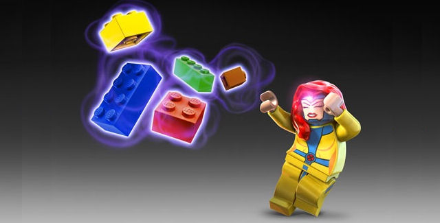 marvel lego jean grey