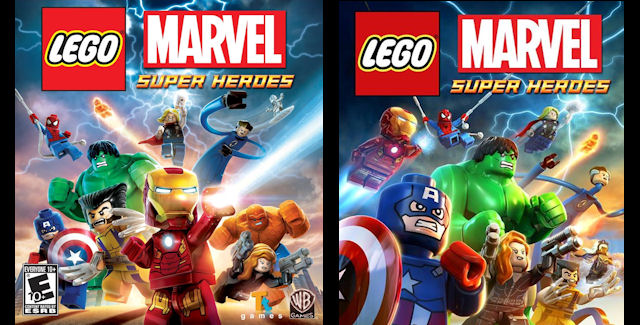 marvel lego on wii