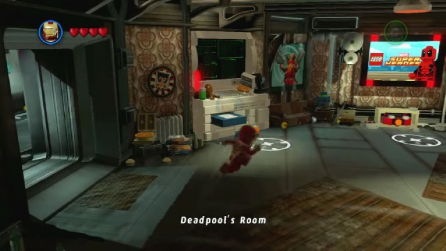 How To Get Into Deadpool S Room Lego Marvel