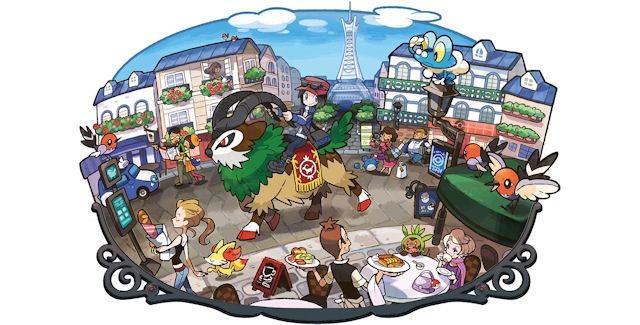 Pokemon X and Y Cheats