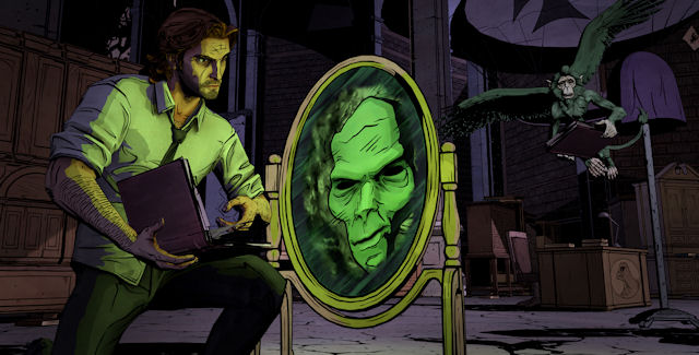 The Wolf Among Us Book of Fables Locations Guide