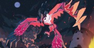 Yveltal Pokemon X and Y artwork