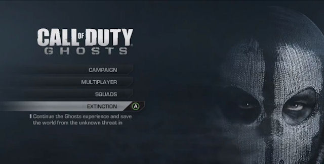 Call of Duty Ghosts: How To Unlock Extinction Mode