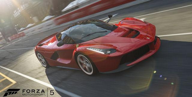 Forza 5 Car List