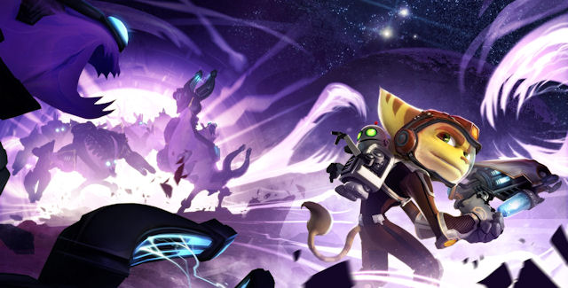 Ratchet and Clank: Into the Nexus Collectibles