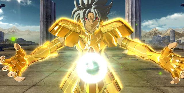 Saint Seiya: Brave Soldiers screenshot