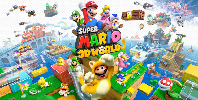 Super Mario 3D World Walkthrough