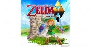 Zelda: A Link Between Worlds Collectibles