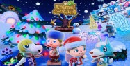 Animal Crossing: New Leaf holiday cheer