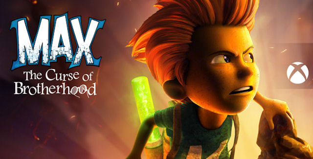 Max: The Curse of Brotherhood Walkthrough