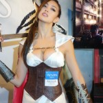 Assassin's Creed female cosplay costume