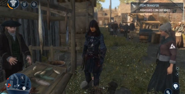 Assassin's Creed Liberation HD Assassin's Coins Locations Guide