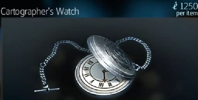 Assassin's Creed Liberation HD Pocket Watches Locations Guide