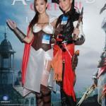 Aveline cosplay
