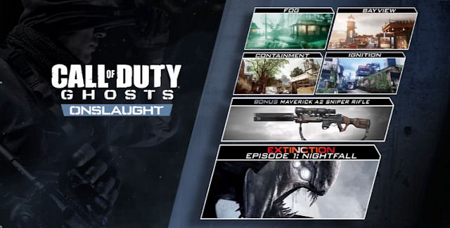 Call of Duty: Ghosts Onslaught Walkthrough