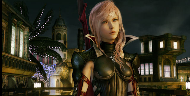 Lightning Returns: Final Fantasy XIII Demo English screenshot