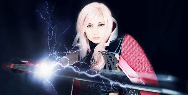 Lightning Returns Savior Character Cosplay
