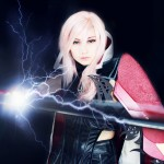 Lightning Returns Savior Character Costume