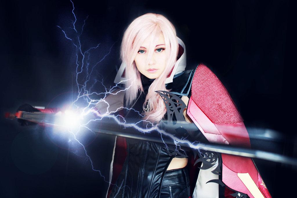 Lightning Returns Savior Character Costume