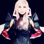 Lightning Returns Savior Game Cosplay