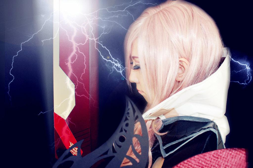 Lightning Returns Savior Game Costume