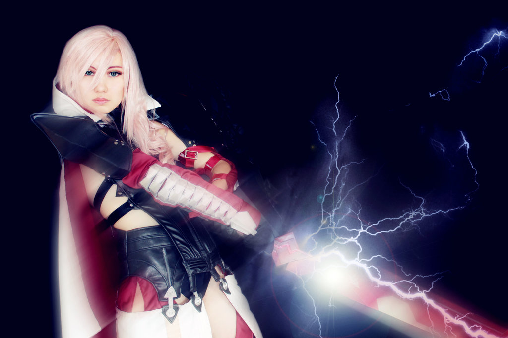 Lightning Returns Savior Outfit