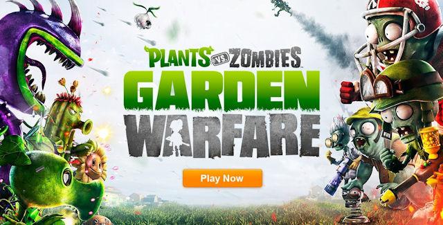 Plants vs Zombies Garden Warfare Walkthrough