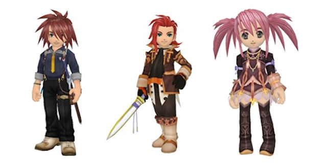how to unlock all tales of symphonia chronicles costumes rh videogamesblogger com Tales of Vesperia Raven Costumes tales of vesperia xbox 360 costume guide