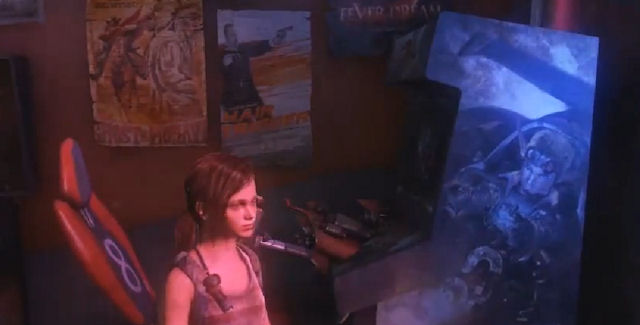The Last of Us: Left Behind Easter Eggs