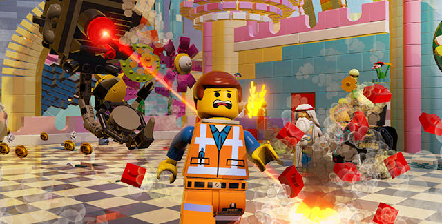 The Lego Movie Videogame Achievements Guide Video Games Blogger
