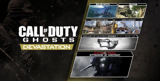 Call of Duty: Ghosts Devastation DLC