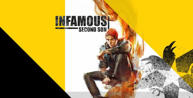 Infamous Second Son Collectibles