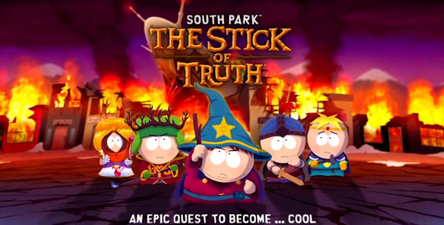 South Park: The Stick of Truth Walkthrough
