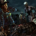 The Walking Dead Game: Season 2 Episode 3 Zombie Hoard screenshot