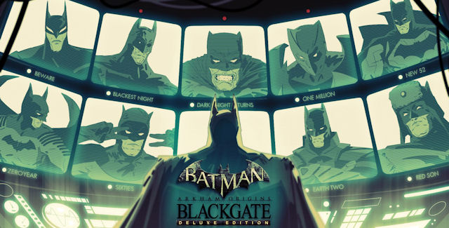 Batman: Arkham Origins Blackgate Deluxe Edition Cheats