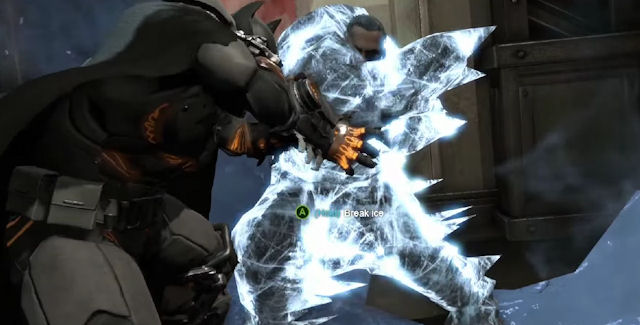 Batman: Arkham Origins - Cold Cold Heart Frozen Victims Locations Guide
