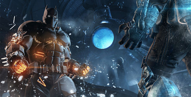Batman: Arkham Origins - Cold Cold Heart Trophies Guide