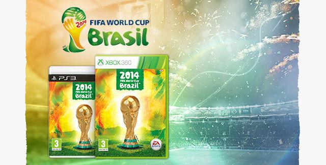 EA Sports 2014 FIFA World Cup Brazil Walkthrough