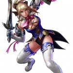 Soul Calibur: Lost Swords Cassandra Alexandra Artwork