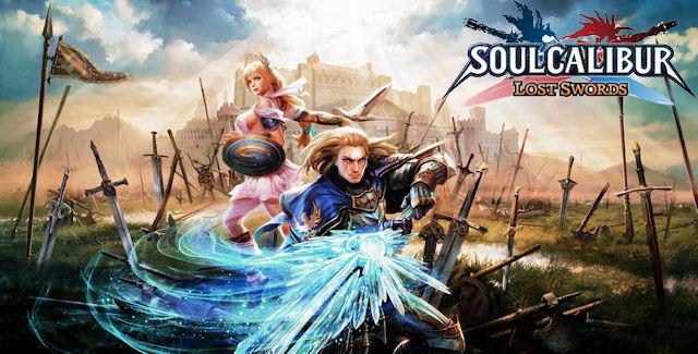 Soul Calibur: Lost Swords Characters List