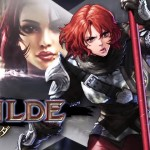"Soul Calibur: Lost Swords Hildegard ""Hilde"" von Krone Artwork"