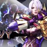 """Soul Calibur: Lost Swords Isabella """"Ivy"""" Valentine Artwork"""