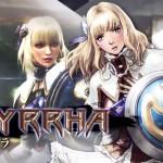 Soul Calibur: Lost Swords Pyrrha Alexandra Artwork