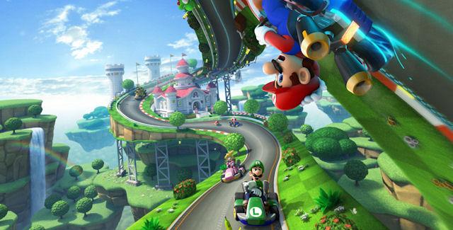 Mario Kart 8 Tracks List