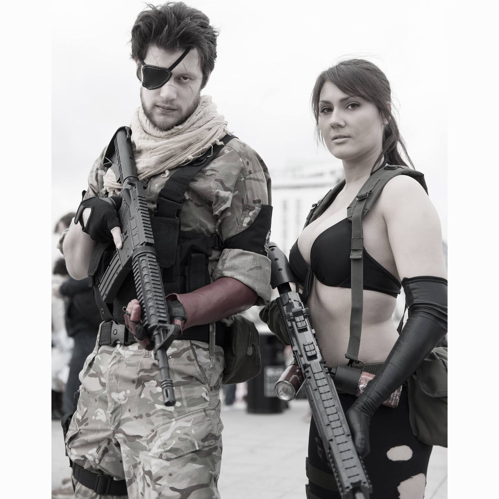 Metal Gear Solid 5 Cosplay Photo 1