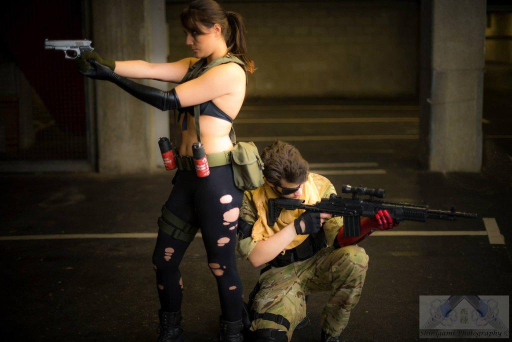 Metal Gear Solid 5 Cosplay Photo 2