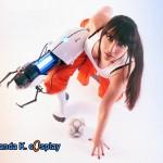 Portal 3 Cosplay Photo 1