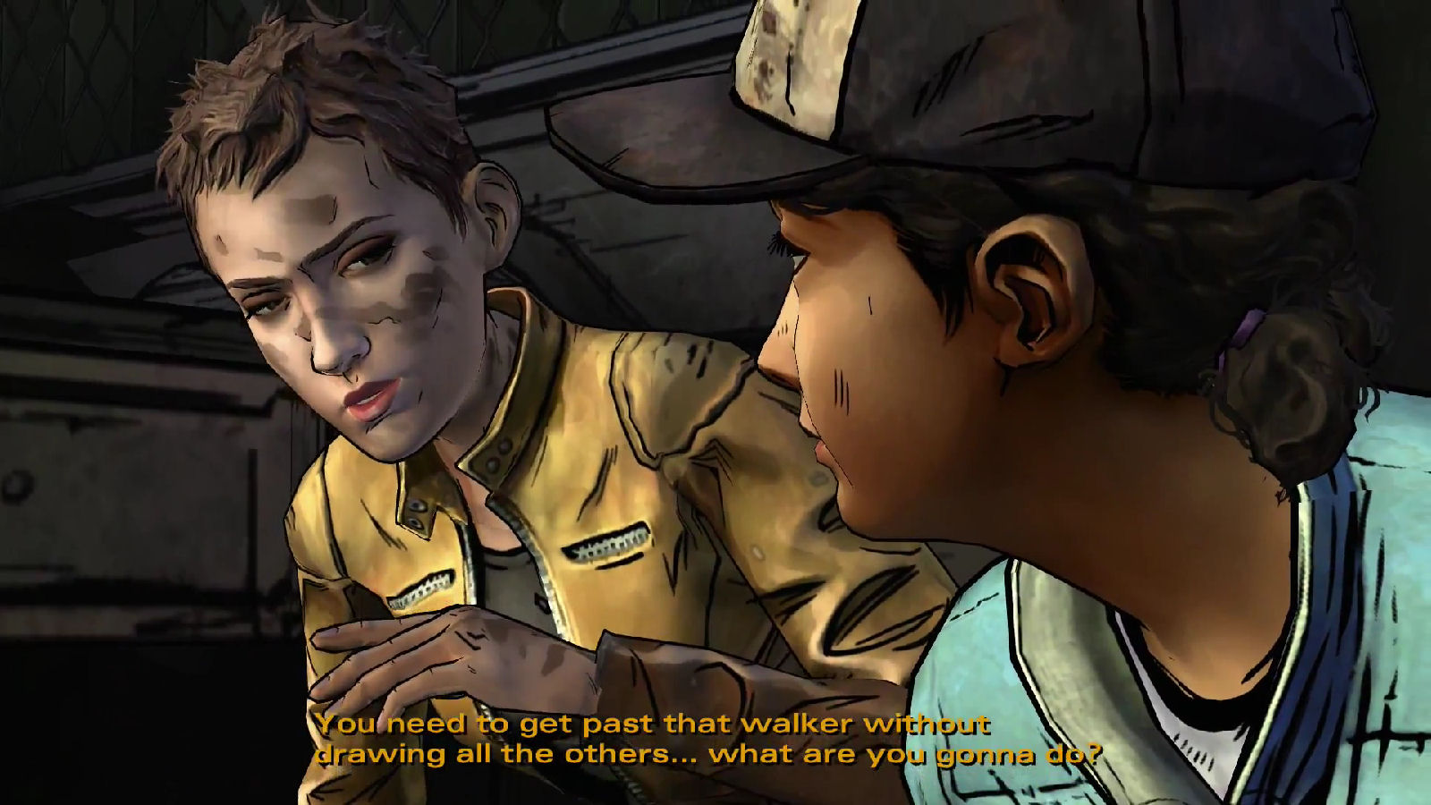 The Walking Dead Game Season 2 Episode 4 Jane In The City