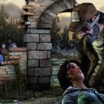 The Walking Dead Game: Season 2 Episode 4 Kenny loves Sarita screenshot