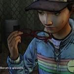 The Walking Dead Game: Season 2 Episode 4 Sarah's Glasses screenshot